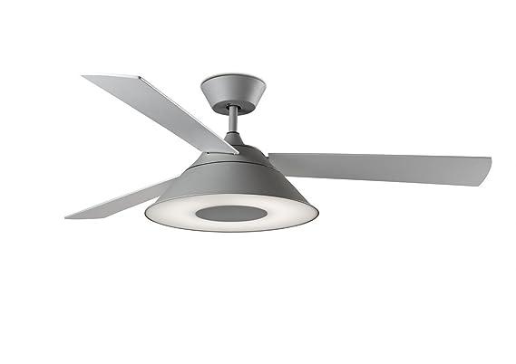 132 cm Juncal 3 hoja ventilador de techo: Amazon.es: Iluminación