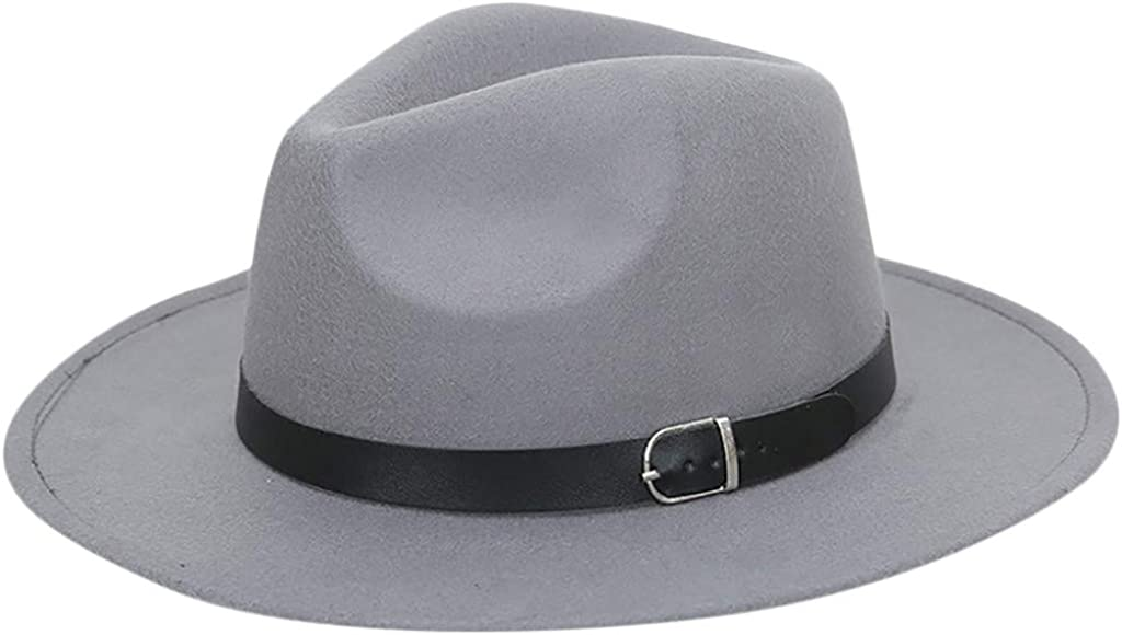BEERICHH Fedora Hats Men...