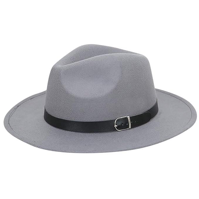 Amazon.com: Outsta sombrero y gorra de lana arrugable ...