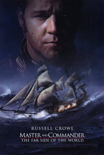Image result for master and commander poster amazon