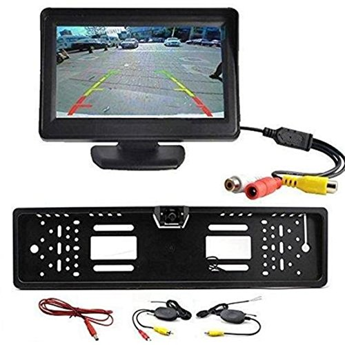 oksale-43-inch-tft-lcd-screen-monitor-wireless-night-vision-rear-view-car-backup-camera-with-receive