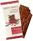 Chuao Chocolate Bar:  Spicy Maya