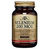 Solgar – Selenium 200 mcg, Tablets