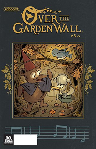 Over The Garden Wall (2015) #3 (of 4) (Over The Garden Wall Lullaby In Frogland)