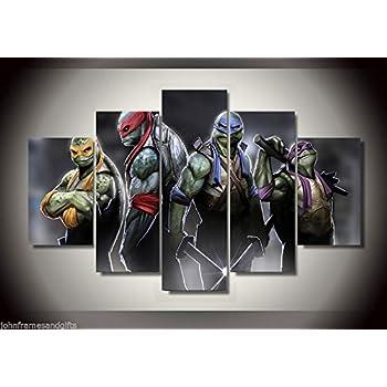 Amazon.com: ZZXINK Ninja Turtles caricatura películas ...