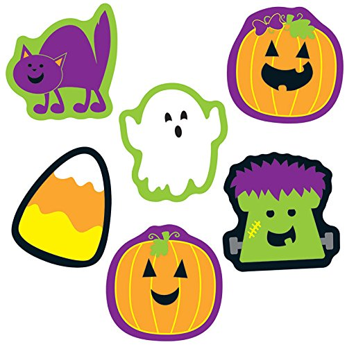 Halloween Mini Cut-Outs -
