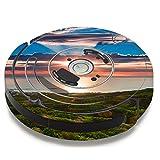 Skin Decal Vinyl Wrap For IRobot Roomba 650 655 Vacuum / Africa Natural Beauty