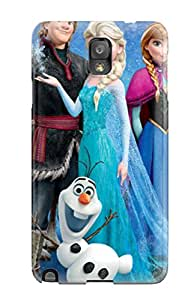 New Arrival Frozen Movie XdoNh37796nlDRP Case Cover/ Note 3 Galaxy Case