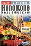 Front cover for the book Insight Guides Hong Kong, Macau & Guangzhou by Tom Le Bas