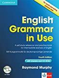 English Grammar in Use: Book + pullout grammar, with answers and CD-ROM