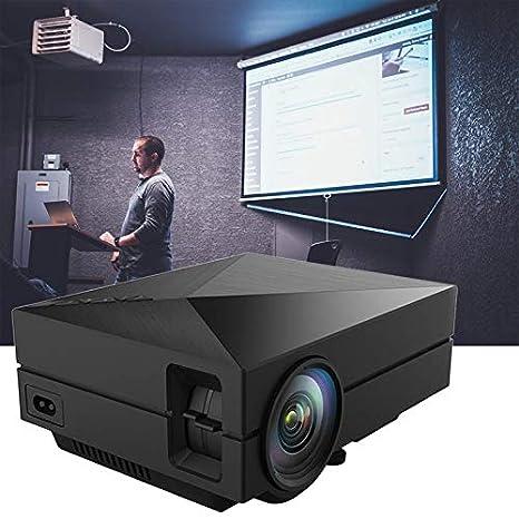 fengz Inicio Gm60 Mini Ayuda HD 1080P Led proyector 30-130 ...