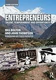 Entrepreneurs, Bill Bolton and John Thompson, 0415631882