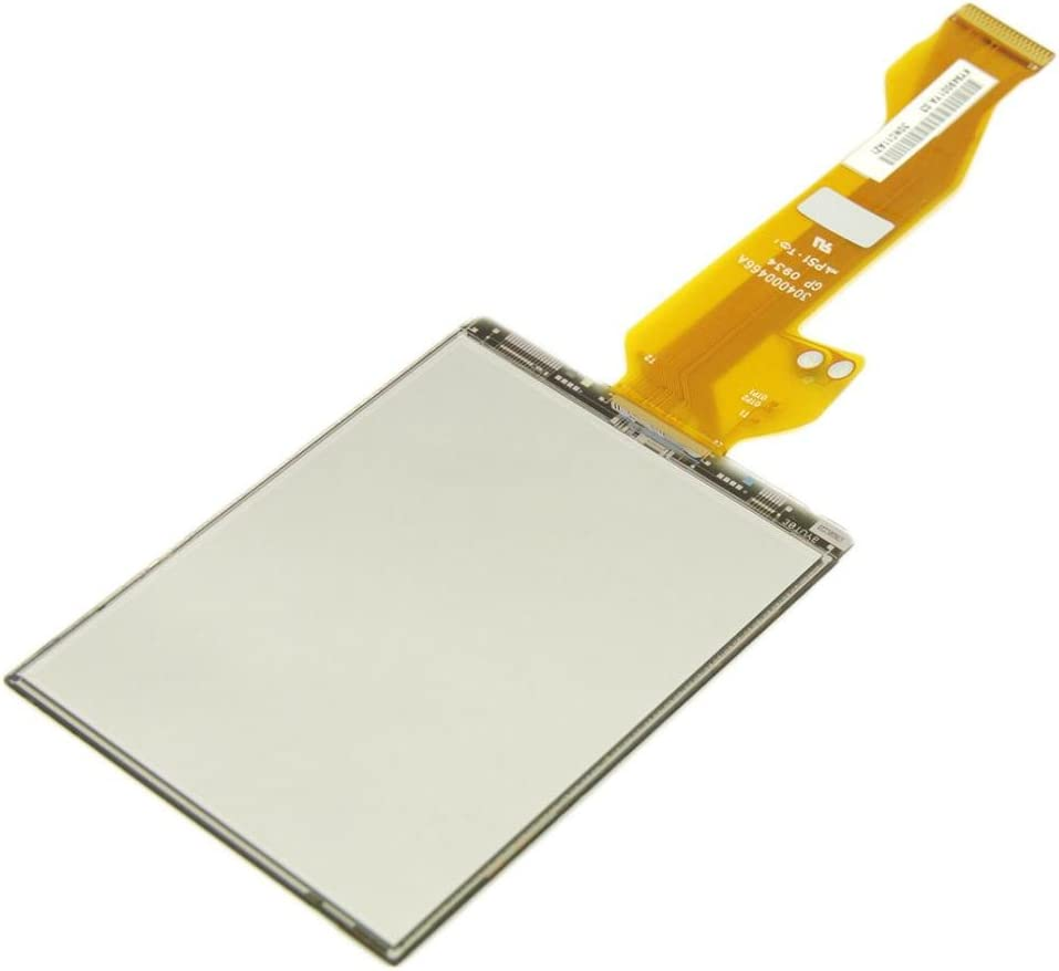 Skiliwah LCD Screen Display for Panasonic FS25 Without Backlight Camera Repair Parts Replacement