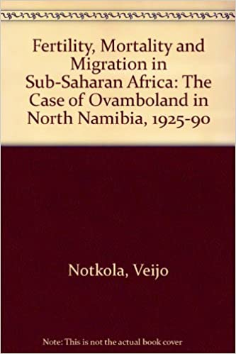 Livres audio à télécharger gratuitement Fertility, Mortality, and Migration in Subsaharan Africa: The Case of Ovamboland in North Namibia,  1925-90 by Veijo Notkola 0333777220 en français PDF DJVU