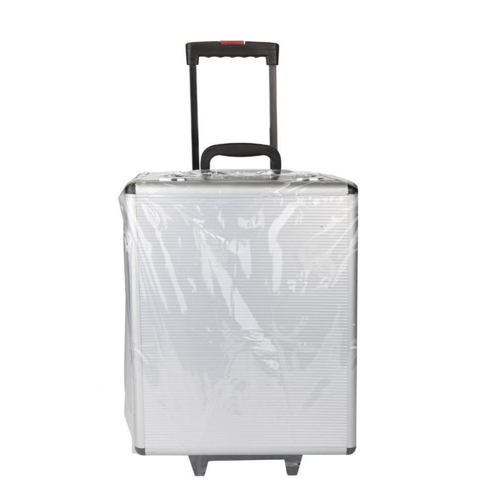 Dioche Couverture de Valise, Protection Transparente Imperméable Imperméable de Protection Imperméable de Pluie de Imperméable de PVC pour la Valise de Bagage
