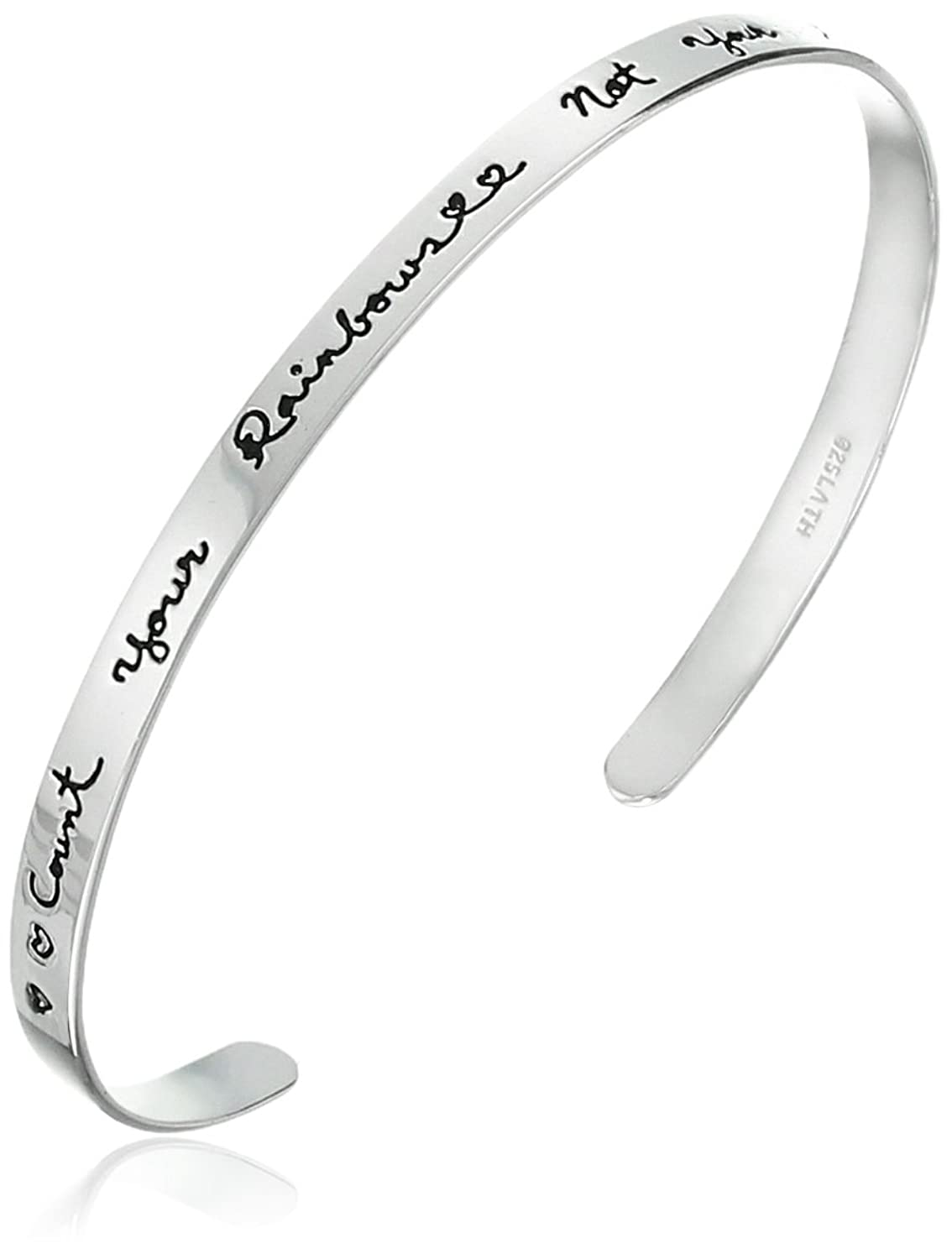 charm com number products in silver bellaryann general one bangle bracelet expandable