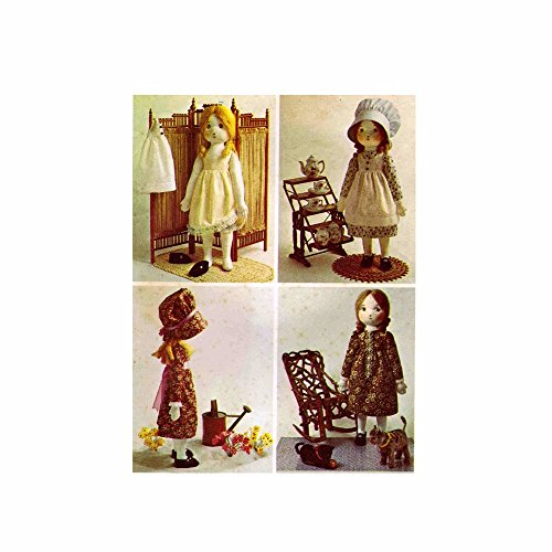 simplicity-6006-sewing-pattern-holly-hobbie-stuffed-rag-doll-wardrobe