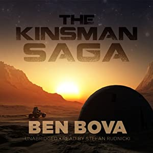 The Kinsman Saga Audiobook