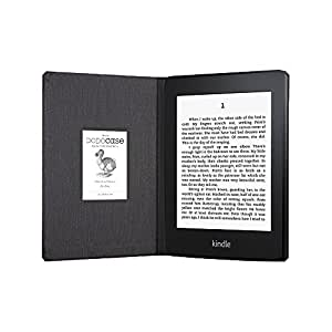 DODOcase HARDcover Charcoal for Kindle Paperwhite