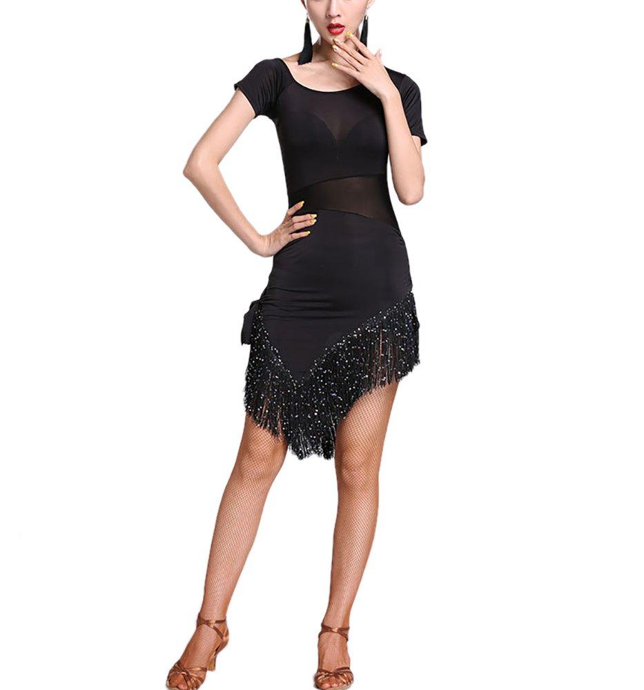 Salsa Latin Rhythm Ballroom Cha Cha Dance Competition Recital Funny Dress Attire by Whitewed
