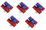 WINGONEER 5Pcs IRF520 MOSFET Driver Module