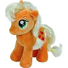 "Ty Original Beanies 6"" My Little Pony Applejack"