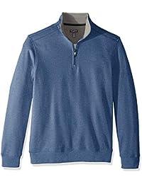 Men's Flex Long Sleeve Spectator 1/4 Zip Sweater Fleece