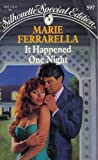 It Happened One Night, Marie Ferrarella, 037309597X