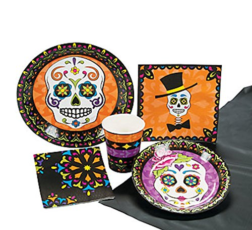 Halloween Skull Candy Day of the Dead Party Supply Pack for 8 Guests Includes Dinner Plates Dessert Plates Luncheon Napkins Beverage Napkins ...  sc 1 st  Desertcart Oman & Stone Creek Resale | Buy Stone Creek Resale products online in Oman ...
