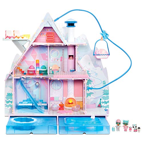 Winter Disco Chalet is a top toy for 6 year old girls