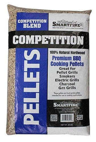 9. Pellets Competition Wood for Grills Stove