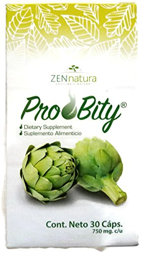Pro Bity Dietary Supplement Natural Weight Loss, 30 capsules 750 mg ea. Fat Burner, Energizes, Appetite Inhibitor Review
