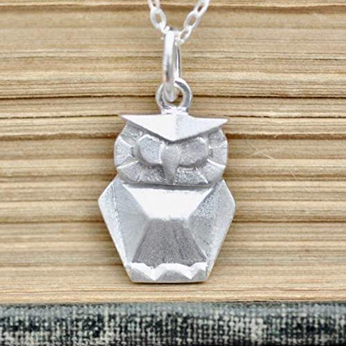 Amazon.com: Origami Owl Necklace in Sterling Silver with ... - photo#4