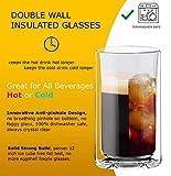 Sun's Tea(tm) 16oz Ultra Clear Strong Double Wall