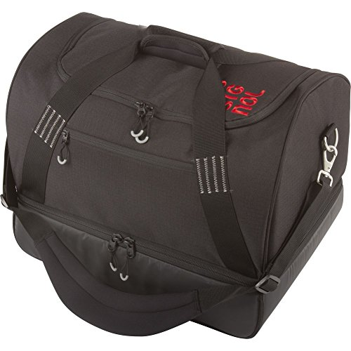 Rossignol Double Decker Gear & Boot Bag Black OS by Rossignol