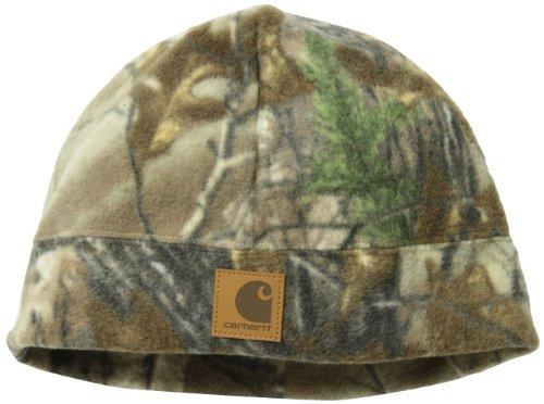 Carhartt Men's Workcamo Fleece Hat,Realtree Xtra,One Size ()