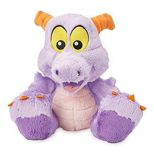 Walt Disney World Epcot Figment Purple Dragon 10 inch Big Feet Plush Doll