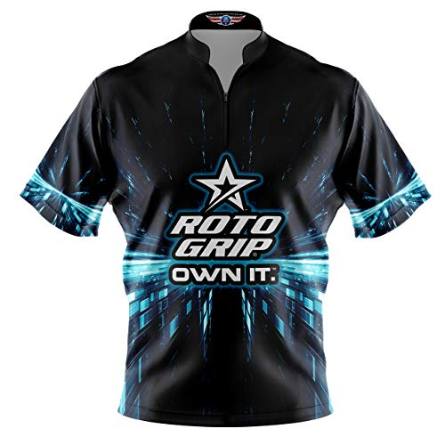 g Dye-Sublimated Jersey (Sash Collar) - Roto Grip Style 0360 - Sizes S-3XL (L) ()