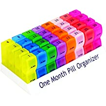 30 day pill organizer. Black Bedroom Furniture Sets. Home Design Ideas