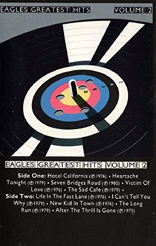 Greatest Hits, Vol. 2 (Eagles Greatest Hits Cassette)