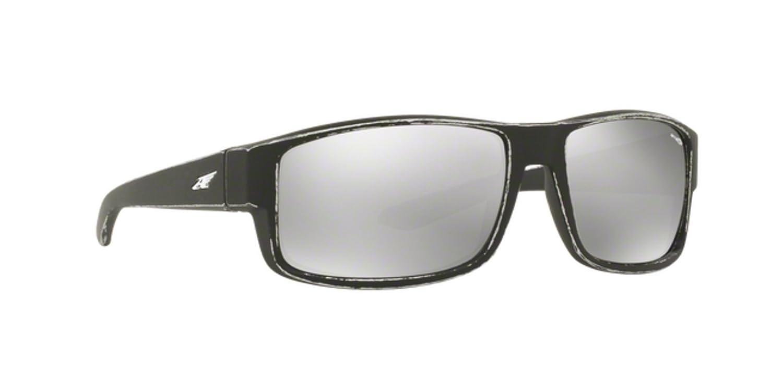 7c99d252a4 Amazon.com  Arnette AN4224 23566G BOXCAR MATTE TUMBLED SILVER Sunglasses   Clothing