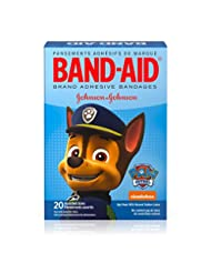 Band-Aid Brand Adhesive Bandages Featuring Nickelodeon Paw Pa...