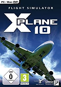 X-Plane 10 Flight Simulator - Windows and Mac