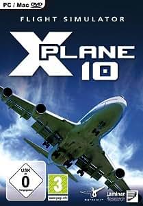 X-PLANE 10 (PC/Mac DVD) [Importación inglesa]