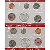 1968 US Mint Uncirculated Coin Set OGP