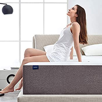 King Mattress, Molblly 10 Inch Memory Foam Mattress in a Box, Breathable Bed Comfortable Mattress with CertiPUR-US Certified Foam for Sleep Supportive & Pressure Relief, King Size Bed