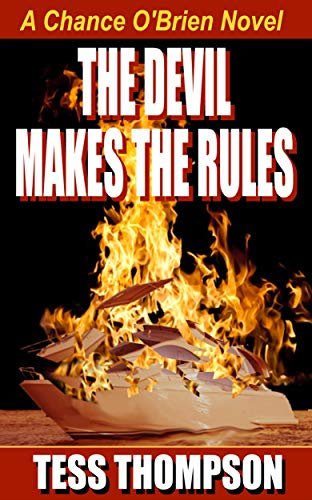 Book: The Devil Makes the Rules (Chance O'Brien Series Book 3) by Tess Thompson
