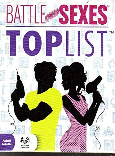 Card Game Battle of the Sexes - Top List - A Different Way to Play (Board Game Of Battle The Sexes)