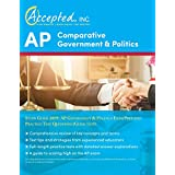 AP Comparative Government and Politics Study Guide 2019: AP Government & Politics Exam Prep and Practice Test Questions (Guide to 5)