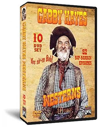 Gabby Hayes Westerns - Rare TV Classics Collection 1956: Amazon co